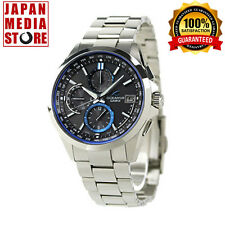 CASIO OCEANUS OCW-T2600-1AJF Classic Elegant Watch Tough MTV JAPAN OCW-T2600-1A