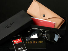 Ray-Ban CARAVAN ULTRA RB 8034-K White Gold Limited Edition