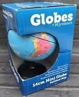 Mini Globe 14cm by Ryman Educational Desk Top Office Home Decor Political Map