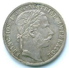 [R1431] Florin 1869 A, Franz Joseph I. (1848-1916)