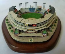 Danbury Mint Stadium Replica Milwaukee County Stadium Brewers MLB Ballpark