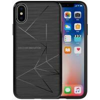 NILLKIN Magic Case Qi Wireless Charging TPU Phone Case Cover for iPhone XS X 5.8