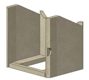 FDC 5i Brick Set - INSET STOVE