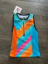 Women's Castelli Core 2 Singlet Brand New Multi Size Small