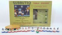 SUBBUTEO 19 VINTAGE BOXED FIGURES HEAVYWEIGHT FIGURES BLUE RED GREEN WHITE