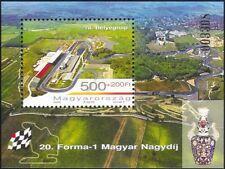 UNGHERIA 2005 SPORT/MOTOR RACING/F1/FORMULA 1/GP/Auto/trasporti 1 V M/S (n14990)