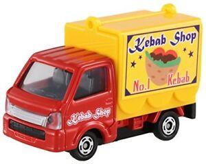 No.57 Suzuki Carry movement sale car Tomica (box)