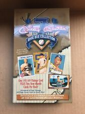 Mickey Mantle 1997 Score Card Shoe Box Collection Empty Box