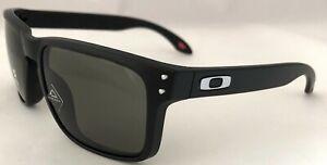 Oakley Holbrook - Matte Black with Prizm Grey Lens - OO9102-E8