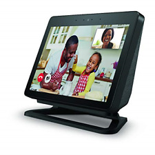 Echo Show 2nd Generation Adjustable Stand Smart Speaker - Black