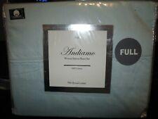 Fieldcrest Supima Cotton Sheet Set, Size Full - Aqua