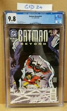 Batman Beyond #4 (1999 Series) CGC 9.8 CERT 3712028013