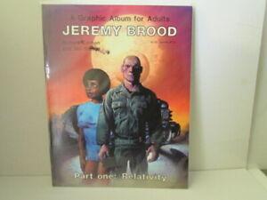 Jeremy Brood Richard Corben Fantagor Comics PART ONE RELATIVITY MAG2