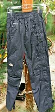 The North Face Womens Pants Hyvent DT Black Waterproof Size Small