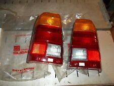 Subaru Leone Station Wagon 80-85 Lights Rear Rear Lamps Genuine Subaru New