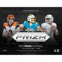 2020 PRIZM Football RANDOM TEAM Hobby Box GROUP break *Read CAREFULLY*