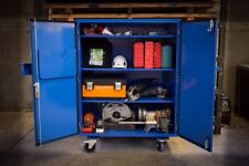 Construction Site Box 'Size 2' Gang Box Oz Made Industrial Tool Cabinet Storage.