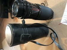 Sigma 80-200mm f/3.5~4 Lens for Canon - FD mount, with case