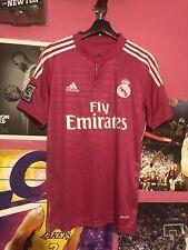 NWT James Rodriguez #10 Real Madrid CF Adidas Climacool Pink Jersey Mens Small