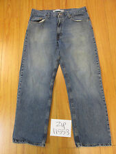 Used 559 relaxed straight grunge levi's jean tag 36x30 meas 35x30 zip11553