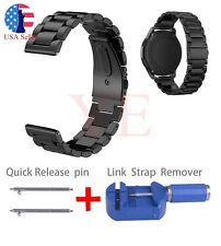 Stainless Steel Watch Strap Band For Samsung Gear S3 Classic / S3 Frontier