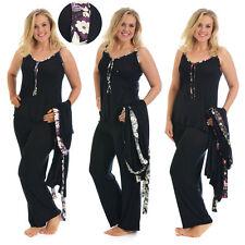 Damen-Nachtwäsche ohne Muster für die Freizeit