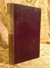 American Letters from France Gleanings of Europe Rare Antique Book 1837