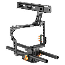 Neewer Film Movie Making Rig Camera Video Cage Kit for Sony A7 A7s A7sii A6300