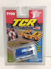 1991 TYCO TCR Race Track Chevy emergency VAN Slot less JAM car 6488