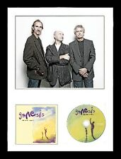 Genesis / Limited Edition / Framed / Photo & CD Presentation / We Can't Dance