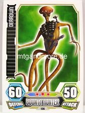 Derrown  #136 - Force Attax Serie 3