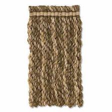 "* Lee Jofa UK 100% Wool Cumbrian 8"" Bullion Fringe Chestnut MSRP $144/yd"