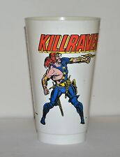KILLRAVEN MARVEL SUPER HEROES 7-11 CUP 1975