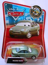 Disney Pixar Cars  VALERIE VEATE  Final Lap Collection Mega Rare UK !!