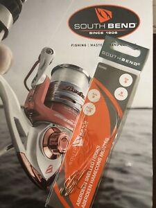 6-SB Aberdeen Snelled Hook Size 6 Gold 6 Pack Fishing Hooks US MILT.VET.SELLER
