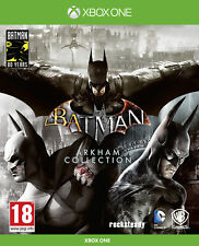Batman Arkham Collection Steelbook Edition (XBOX ONE)