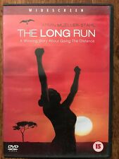 Armin Mueller-Stahl THE LONG RUN ~2000 MARATONA RUNNER Coach Drammatico UK DVD