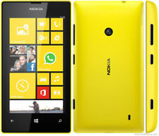 BRAND NEW NOKIA LUMIA 520 - UNLOCKED - BLUETOOTH - 8GB - WIFI - 3G - 5MP CAMERA