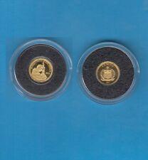 gertbrolen  Samoa Le Pape Jean-Paul II 1 Dollar OR 2011