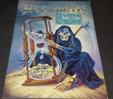 Megadeth: Countdown To Extintion Tour Book/Program 1992+2004 ticket stub