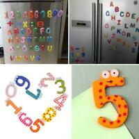 Wood Cute Fridge Magnet Alphabet Animal Numbers Early Toys T8A8 Educational H5M5