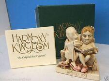 Harmony Kingdom Original Box Figurine Cotton Anniversary Ghost Sheet Box Poisons