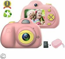 Digital Camera for Kids,with Carrying Case,Shockproof Mini Kids Camcorder