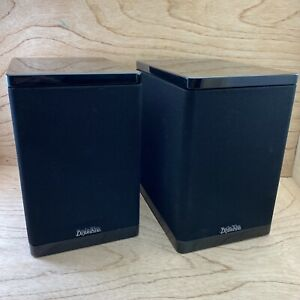 Definitive Technology Studio Monitor 350 Bookshelf Speakers Pair Tested Works