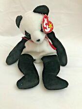 Ty Beanie Babies Fortune Panda Bear New