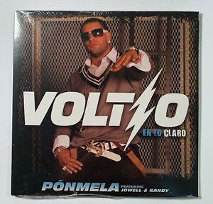 Julio Voltio** – Pónmela / Ponmela (CD, Maxi-Single, Promo)