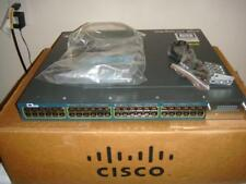 Cisco Catalyst 3560X Ws-C3560X-48P-L X Series 48Port PoE Gigabit Switch