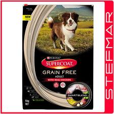 Supercoat Dog Grain Free Adult Chicken 15kg