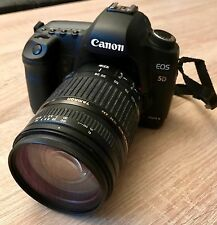 Canon EOS 5d Mark II 21,1 mp plenamente formato kit af 28-300 mm 3.5 if ld XR di