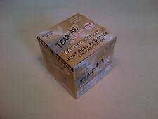 Tear Aid professional clear fabric & tent repair tape, 5 feet x 3 inch roll